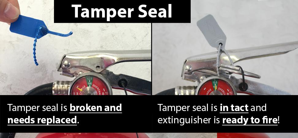 Tamper Seal