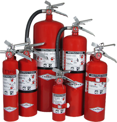 Dry Fire Extinguisher